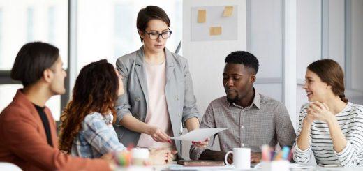Agiles Management Prinzipien